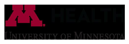 University of Minnesota M Health logo